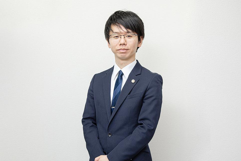 弁護士 森 駿輝